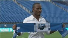 Montreal feels like home - Drogba