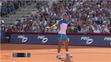Nadal to face Fognini in Hamburg final