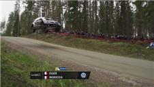 Latvala and Ogier continue their battle for supremacy