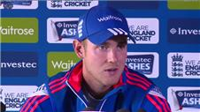 Broad talks Anderson and Clarke