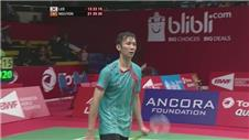 Badminton World Championships: Nguyen advances