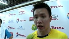 Reaction from the World Badminton Championships