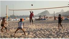 Rio counting days until Olympics beach volleyball