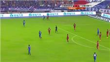 SIPG win Shanghai derby to go top of CSL