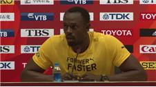 I have 'no problem' with Gatlin, says Bolt
