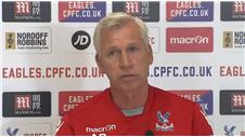 Chelsea not quite in the groove - Pardew