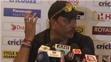 Ravi Shastri hopeful of India series win