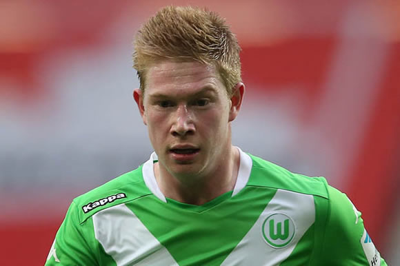 Chelsea reject Kevin De Bruyne will cost Man City £113m