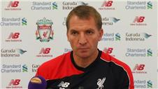 Good start for Liverpool pleases Rodgers