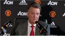 "van Gaal: ""Champions League draw could be worse"""