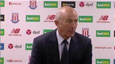 Stoke City vs West Brom post-match reaction