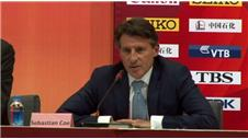 IAAF: Coe defends his Nike role