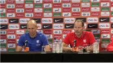 Blind and Robben look ahead to Iceland