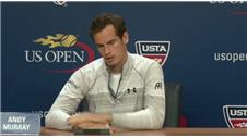 Murray: Some of the stuff is funny