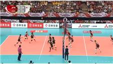 World Champions USA beat hosts Japan at Volleyball Women's World Cup