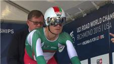 Kiryienka triumphs at UCI World Championships time trial