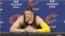 The Cleveland Cavaliers look ahead to new season