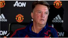 Van Gaal full of praise for Wenger before top-of-the-table clash against Arsenal