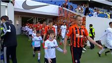 Texeiras brace secures win for Shakhtar