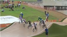 Olympic BMX track too radical for riders
