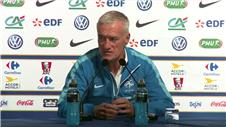 Deschamps praises Martial for answering his critics