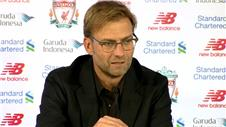 Klopp describes the challenges as Liverpool manager