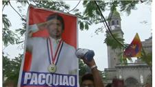 President Pacquiao? Boxer running for senate