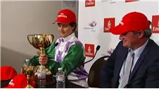 Michelle Payne devotes Melbourne Cup to female jockeys