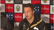 Burgess: 'My heart lies with Rugby League'
