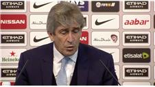 Pellegrini: losing to Liverpool a disaster