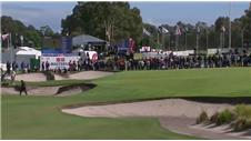 Millar jumps to lead Australian Masters