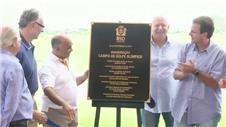 Rio golf course handed over to Olympics Committee