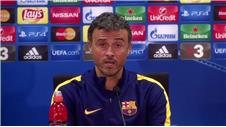 "Enrique: Barca ""much more superior"" than Real Madrid"