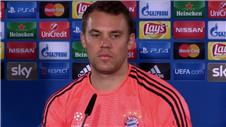 Neuer: No player can demonstrate tiredness
