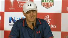 Olympics a fifth major for Spieth
