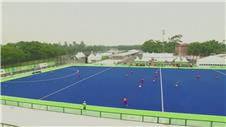 Field Hocky test event held ahead of Rio 2016