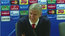 If we went out, youd see I like to spend money! - Wenger