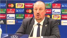 Benitez praises performance as Real seal win
