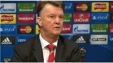 Van Gaal worried after goalless draw