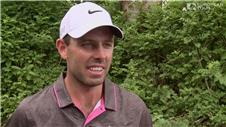 "Schwartzel: ""I felt very uncomfortable"" at Alfred Dunhill 3rd round"
