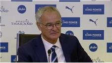 "Ranieri: ""We are very proud of Vardys record"""