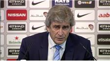 "Pellegrini: ""The players had a strong reaction"" to earlier losses"