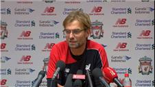 "Klopp: ""Difficult game, deserved win"""