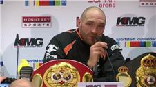 Fury: Wladimir put up a great fight