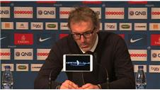 "Blanc believes minutes silence is ""very just"""