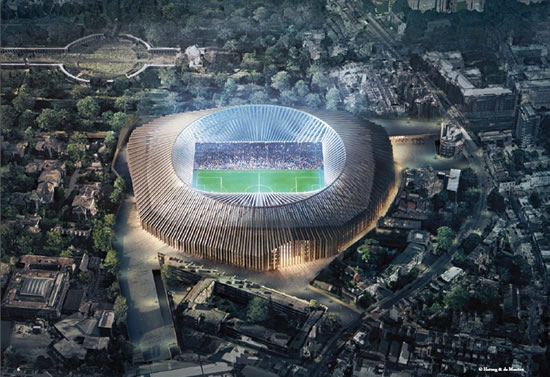 Chelsea stadium application: Abramovich submits AMBITIOUS plans for new 60k Stamford Bridge