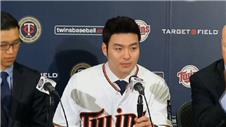 Byung Ho Park joins the Twins