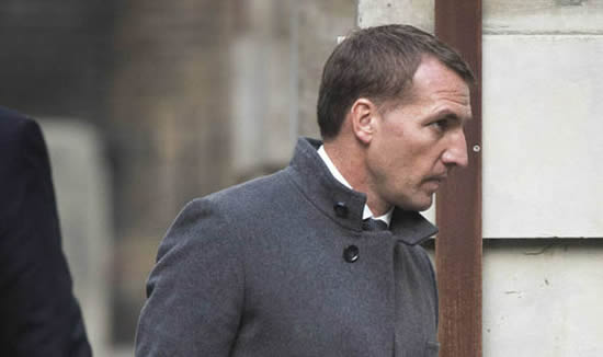 Former Liverpool boss Brendan Rodgers and ex-wife agree divorce settlement