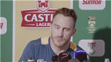 Faf du Plessis 'proud' of Amla after big score