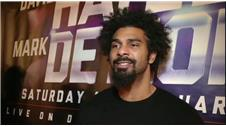 "Haye: ""I can regain the world heavyweight championship"""